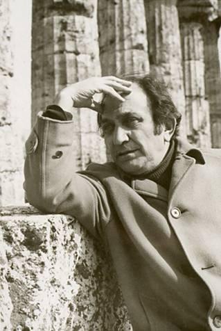 Il poeta Alfonso Gatto
